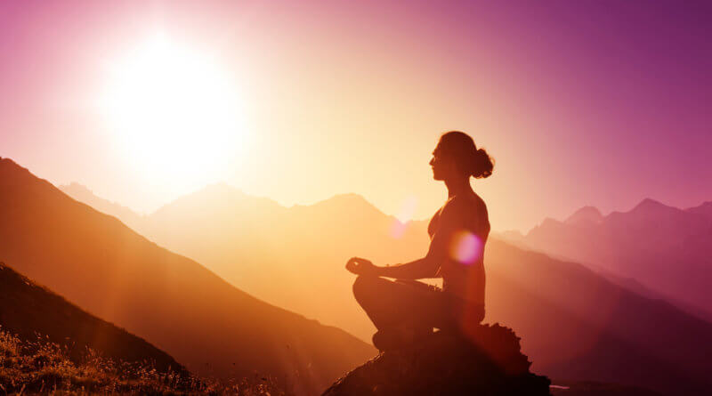 yoga for healthy mind