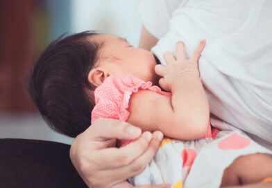 breastfed baby is the best baby