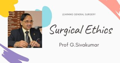 Surgical Ethics-Video Lecture