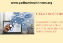 Hello Doctor! Download PADHAM's FREE Health Guide Right Here!